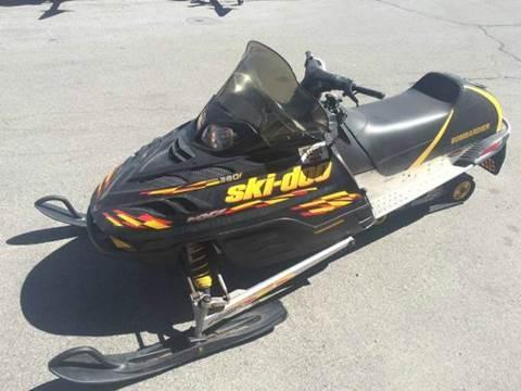 2004 Ski-Doo MXZ 380
