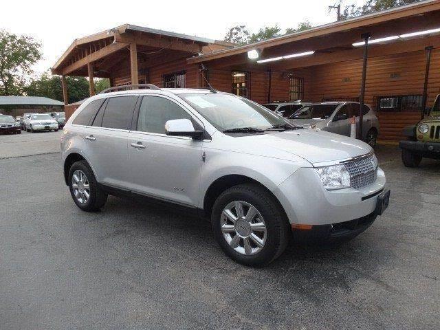 Lincoln Mkx For Sale In San Antonio Tx
