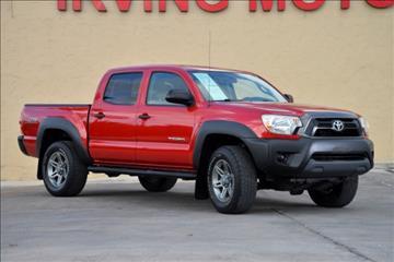 2013 Toyota Tacoma For Sale San Antonio Tx