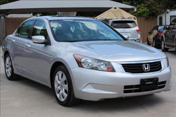2010 Honda Accord For Sale San Antonio Tx