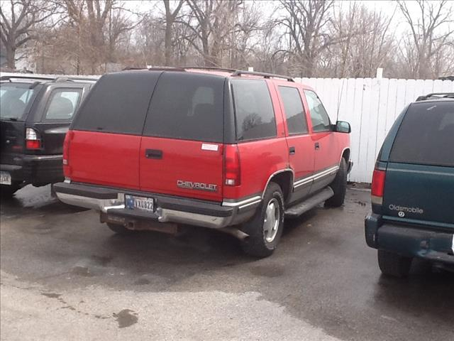 Used 1998 chevrolet tahoe for sale for Downtown motors milton fl