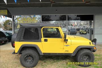 2004 jeep wrangler for sale. Black Bedroom Furniture Sets. Home Design Ideas