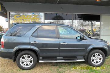 2005 Acura MDX for sale in Richmond, VA