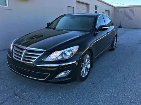 2012 Hyundai Genesis for sale in Boynton Beach, FL