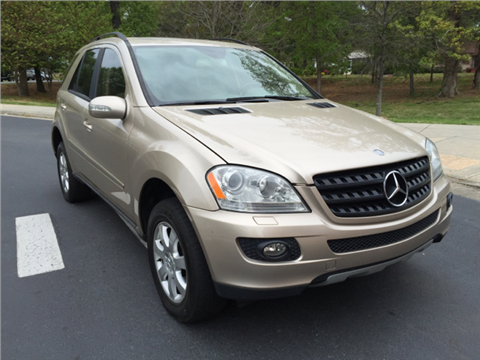 Used mercedes benz m class for sale marietta ga for Low cost mercedes benz