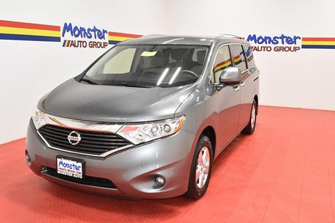 2016 Nissan Quest for sale in Temple Hills, MD