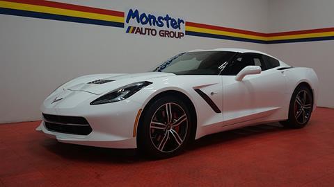 2016 Chevrolet Corvette for sale in Temple Hills, MD