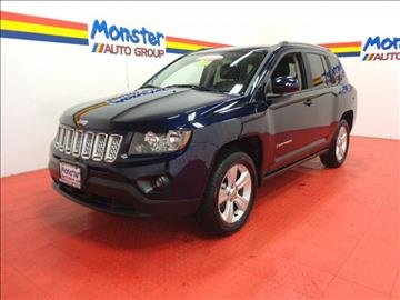2016 Jeep Compass for sale in Temple Hills, MD