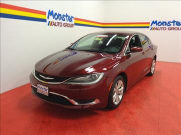 2015 Chrysler 200 for sale in Temple Hills, MD