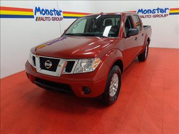 2016 Nissan Frontier for sale in Temple Hills, MD