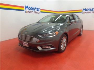 2017 Ford Fusion for sale in Temple Hills, MD