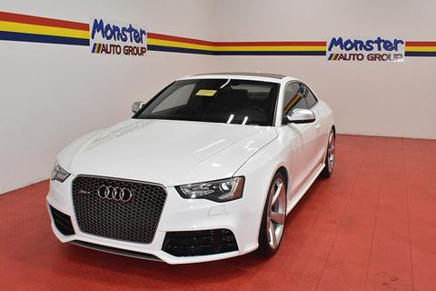 2013 Audi RS 5 for sale in Temple Hills, MD