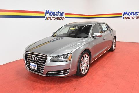2011 Audi A8 L for sale in Temple Hills, MD