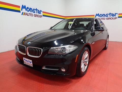 2016 BMW 5 Series for sale in Temple Hills, MD