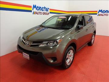 2015 Toyota RAV4 for sale in Temple Hills, MD