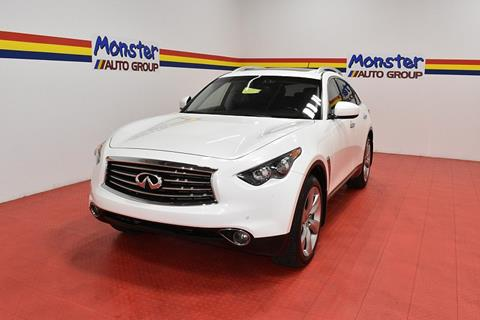 2013 Infiniti FX50 for sale in Temple Hills, MD