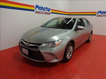 2016 Toyota Camry for sale in Temple Hills, MD