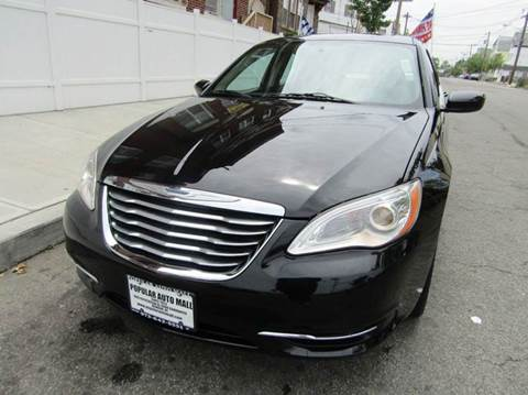 2013 Chrysler 200 for sale in Newark, NJ