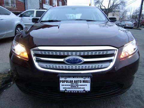 2012 Ford Taurus for sale in Newark, NJ