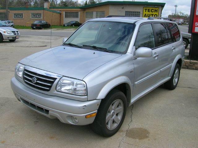 2002 Suzuki XL7