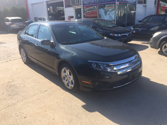 2010 Ford Fusion SE 4dr Sedan - Downers Grove IL