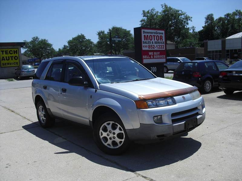 2002 Saturn Vue Base AWD 4dr SUV V6 - Downers Grove IL