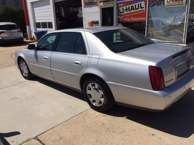2000 Cadillac DeVille 4dr Sedan - Downers Grove IL