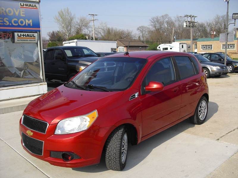 2009 Chevrolet Aveo Aveo5 LT 4dr Hatchback - Downers Grove IL