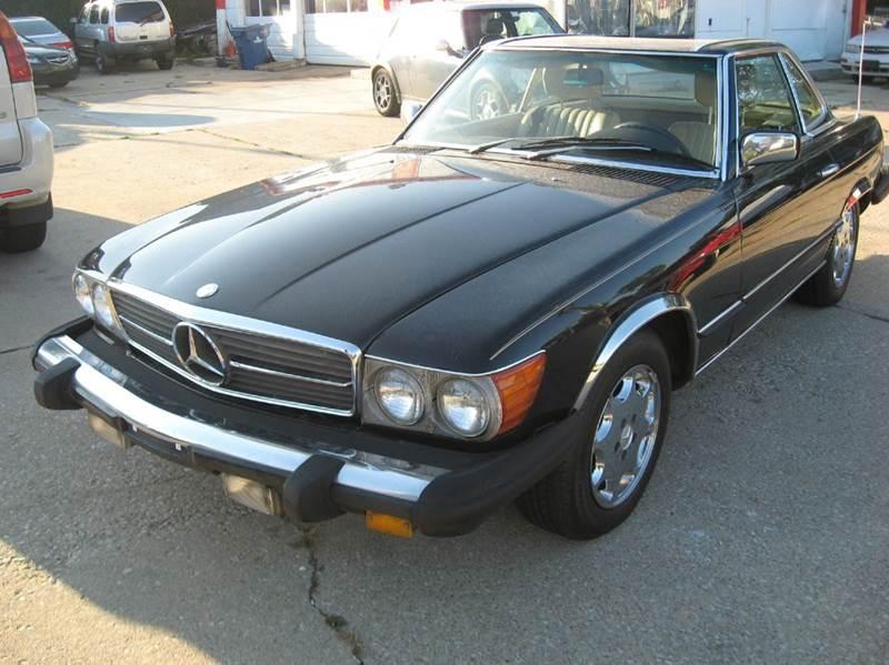 1982 Mercedes-Benz 380-Class