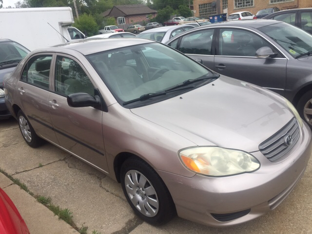 2003 Toyota Corolla CE 4dr Sedan - Downers Grove IL