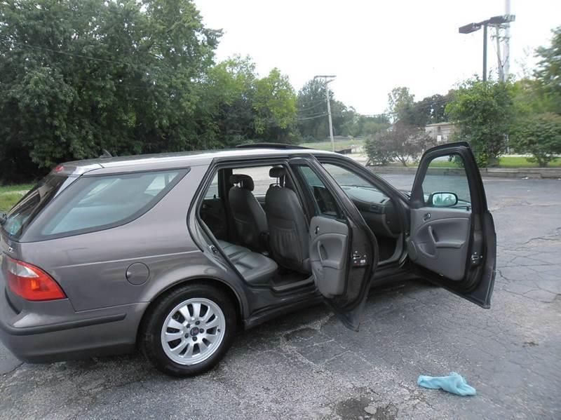 2005 Saab 9-5 Linear 2.3T 4dr Turbo Wagon - Downers Grove IL