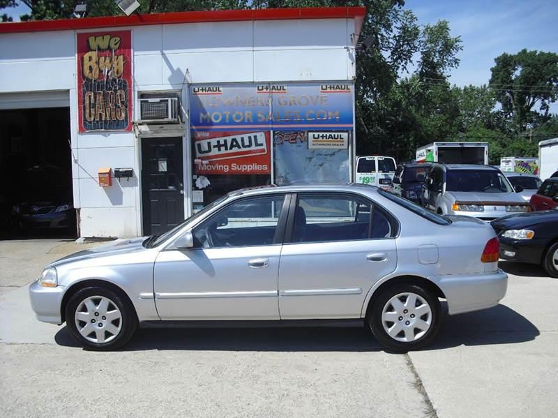 1998 Honda Civic EX 4dr Sedan - Downers Grove IL
