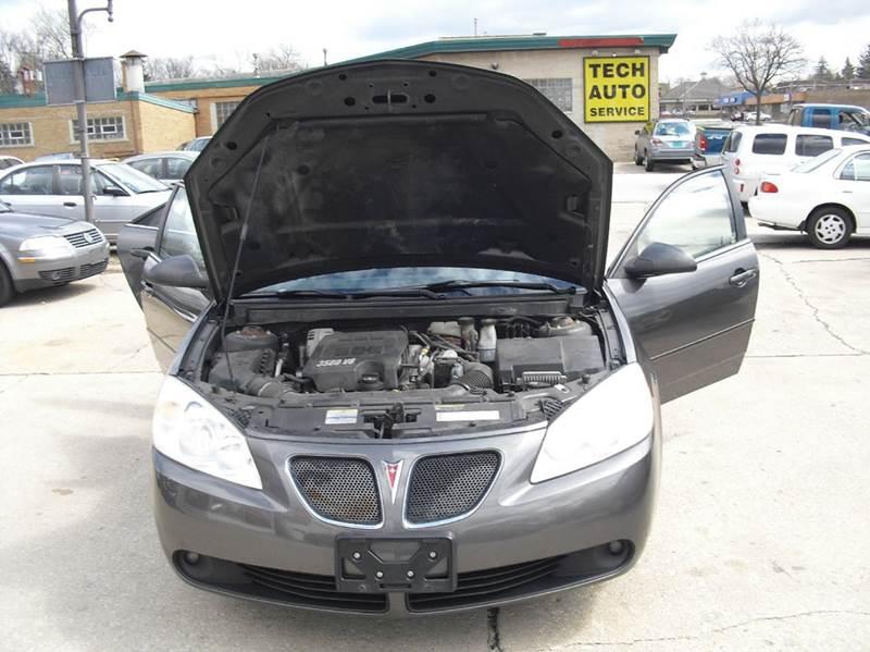 2006 Pontiac G6 GT 4dr Sedan - Downers Grove IL