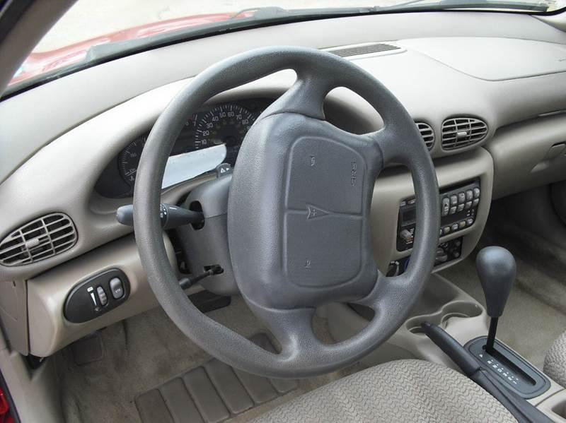 2002 Pontiac Sunfire SE 4dr Sedan - Downers Grove IL