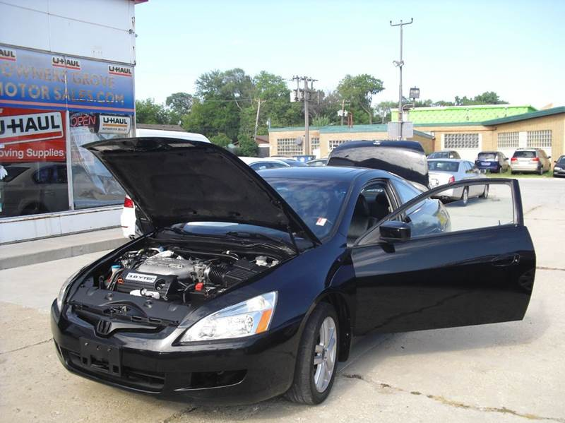 2004 Honda Accord EX V-6 2dr Coupe - Downers Grove IL