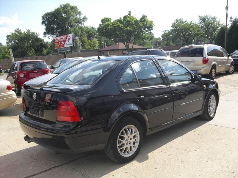 2003 Volkswagen Jetta Wolfsburg Edition 4dr Turbo Sedan - Downers Grove IL
