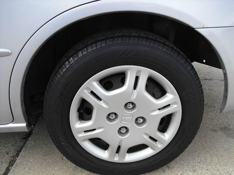 2001 Honda Civic LX 4dr Sedan - Downers Grove IL