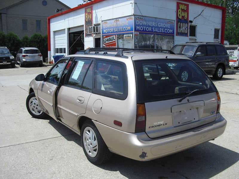 1997 Ford Escort LX 4dr Wagon - Downers Grove IL