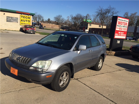 2002 Lexus RX 300 for sale in Downers Grove, IL