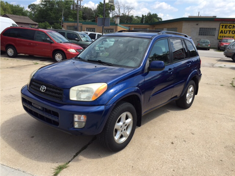 2002 Toyota RAV4 for sale in Downers Grove, IL