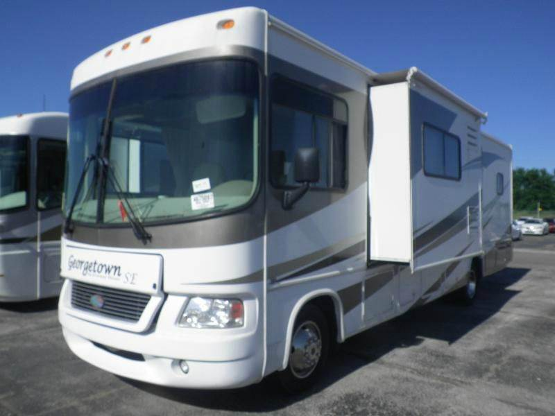 2008 Forest River Georgetown 315DS SE Series
