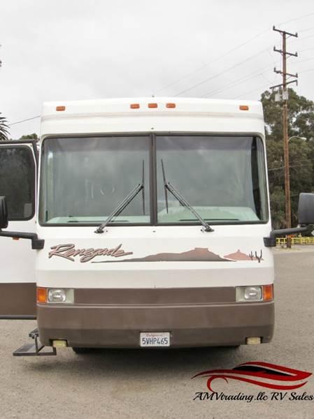 2000 Harney Coach Works Renegade Casa Grande Classic E