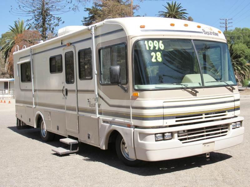 1996 Fleetwood Bounder 28T