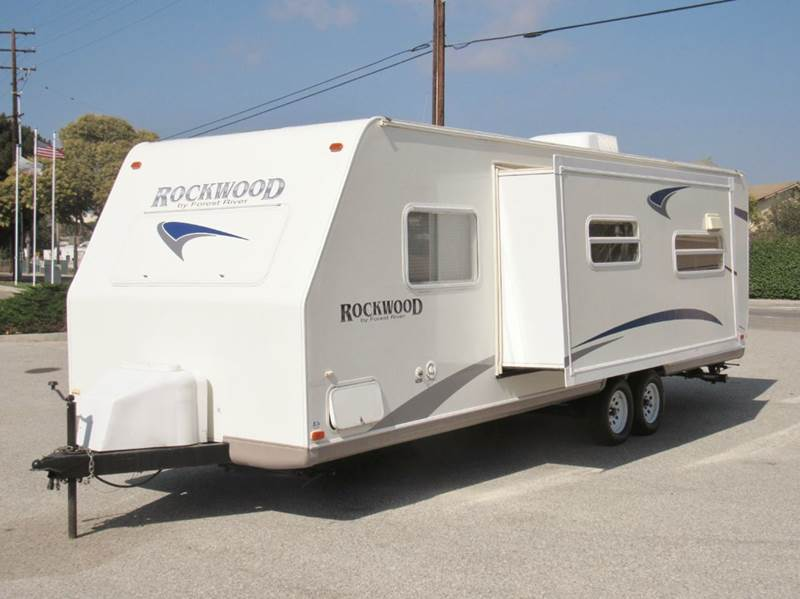 2005 Forest River Rockwood 2601