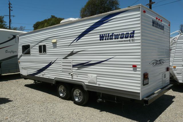 2010 Forest River Wildwood CE21CK