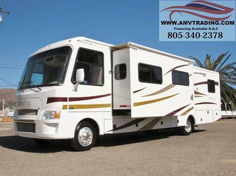 Amazing 2007 Coachmen Aurora 3650TS Triple Slide For Sale In Ventura CA