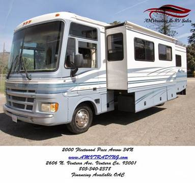 2000 Fleetwood Pace Arrow 34N