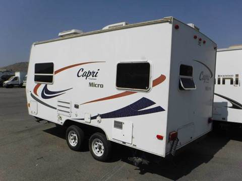 2007 Coachmen Capri 159DB