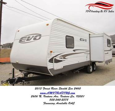 2013 Forest River Stealth Evo 2460