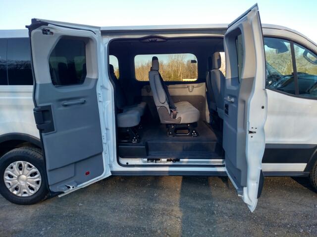 2015 ford transit wagon 350 xlt 3dr lwb low roof passenger van w 60 40 passenger side doors in. Black Bedroom Furniture Sets. Home Design Ideas